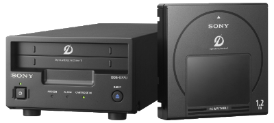 Sony ODS drives